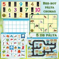 Set de 5 trasee pentru Bee-Bot