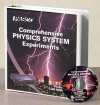 PASCO Ghid complet de laborator - Sisteme fizice (în engleză)