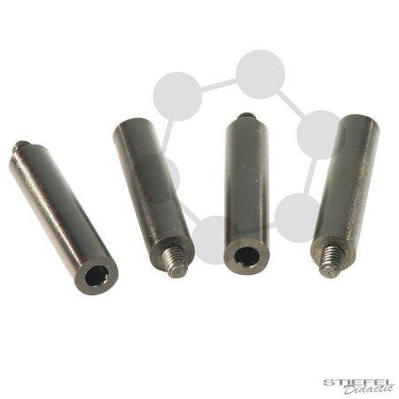 PASCO Adaptor pentru suport de senzor, 4 bucăți