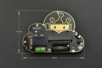 micro: IoT - Placă de expansiune Internet of Things pentru microcontroler micro: bit