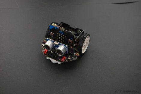micro: robot programabil Maqueen Lite pentru microcontroler micro: bit