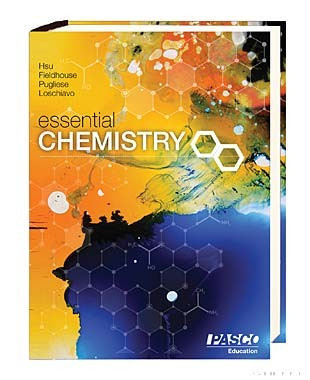 Manual de chimie de bază PASCO