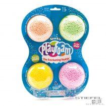 Playfoam-mărgele strălucitoare de spumă (4 buc.)