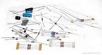 PASCO elemente de circuit - laborator electronic de bază