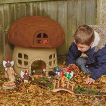 Small World Casă de ciuperci pentru elfi