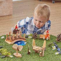 Small World set de mobilier forestier