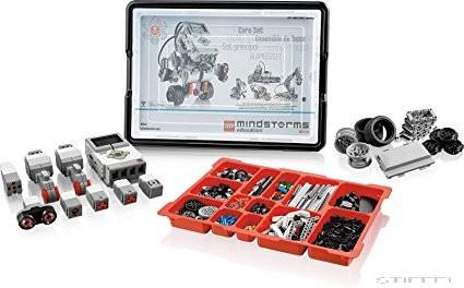 Kit de construcție robot Lego Mindstorms EV3 Education (pachet școlar)