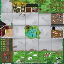 Covoraș La fermă pentru Bee-Bot și Blue-Bot