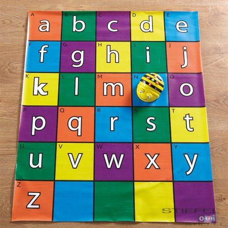 Bee-Bot ABC traseu