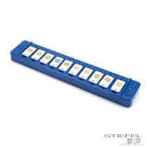 Panoul de control Blue-Bot (TacTile)