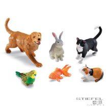 Animale de jucărie - 6 buc
