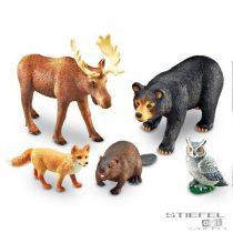 Animalele pădurii