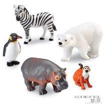 Animalele grădinii zoologice