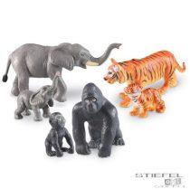 Animale din junglă - Mame și copiii lor