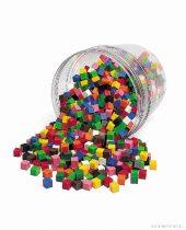 Cuburi de 1 cm - 1000 de bucăți