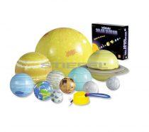 Sistemul solar - planete gonflabile
