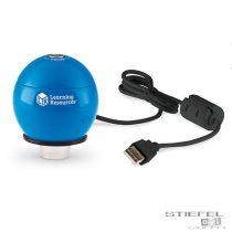 Microscop digital portabil (albastru)