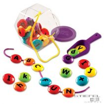 Jucărie cu dantelă- ABC