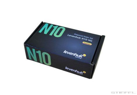 Levenhuk N10 NG set pregătit de diapozitive
