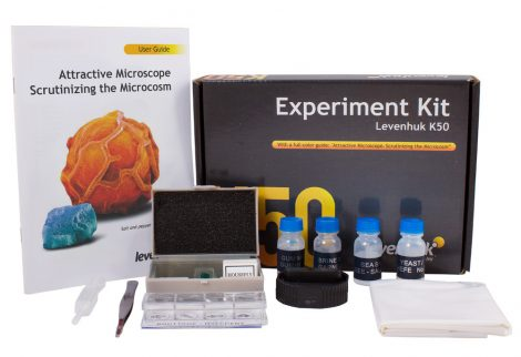 Levenhuk K50 set pentru experimentare