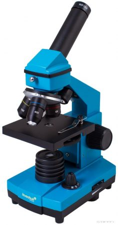 Levenhuk Rainbow 2L PLUS Microscop Azure