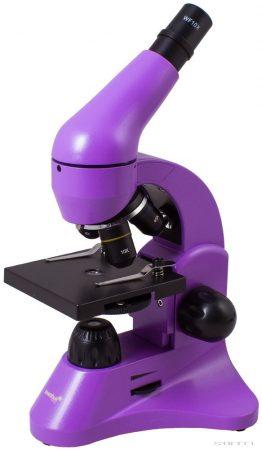 Levenhuk Rainbow 50L Microscop Amethyst