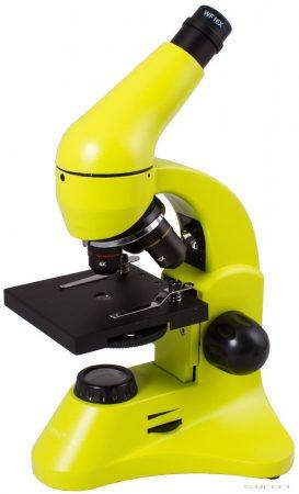 Levenhuk Rainbow 50L PLUS Microscop Lime