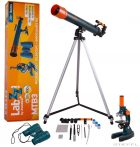 Levenhuk LabZZ MTB3 set- microscop, telescop și binoclu