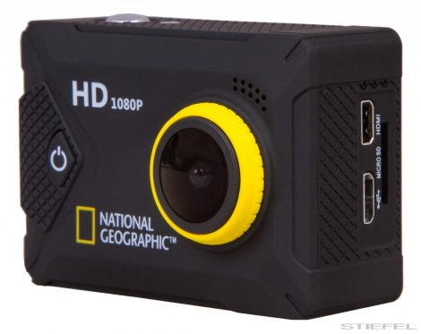Cameră Bresser National Geographic Full-HD Action WP