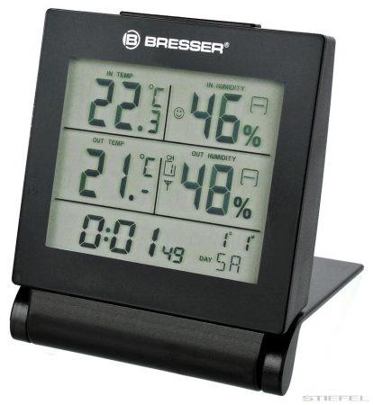 Bresser My Time Travel stație meteo cu alarmă