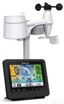 Bresser 5 în 1 Stație meteo cu afișaj color compatibilă cu Wi-Fi