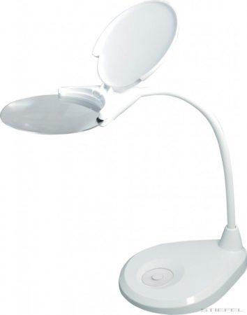 Levenhuk Zeno Lamp ZL7 lupă albă