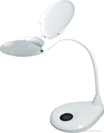 Levenhuk Zeno Lamp ZL13 lupă albă
