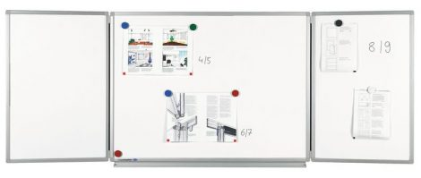Set de conferințe Legamaster PROFESSIONAL 90x120/240 cm