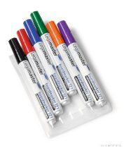 Marker pentru tablă Legamaster TZ 1, 6 culori