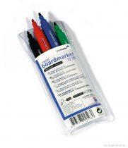 Marker pentru tablă TZ 111, 4 culori