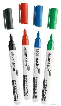 Marker Legamaster TZ 140 , 4 culori (subțire), 4 buc/set
