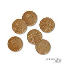 Monede de 1 penny (100 buc.)