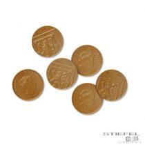 Monede de 2 penny (100 buc)