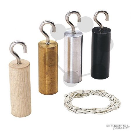 PASCO Set de  penduli pentru senzor fotoelectric