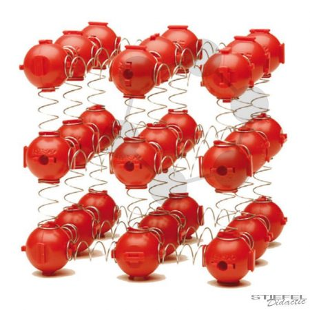 PASCO Model atomic, model dinamic pentru materiale solide