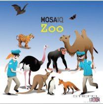 MosaIQ Zoo regulile jocului (germană)