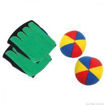 Set de mănuși de prindere cu velcro