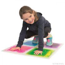 Element senzorial de podea umplut cu lichid