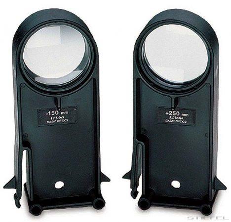 PASCO Set de lentile suplimentare - Optică de bază
