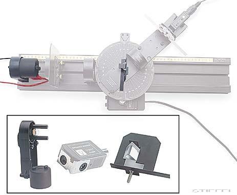 PASCO Set spectrofotometru prismă