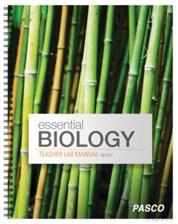 PASCO Ghid de experimente biologice de bază- pentru profesori