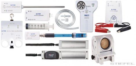 PASCO Set senzori de bază fără fir