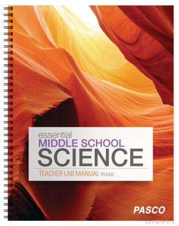 PASCO Ghid pentru experimentel științifice de bază de laborator în liceu