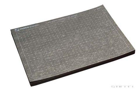 PASCO Hârtie conductivă milimetrică